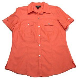 Foxcroft Non Iron Fitted Button Shirt